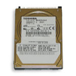 60GB Internal Notebook Hard Drive for Toshiba