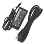 HP Compaq 65 Watt AC Adapter for Presario V4000 Series