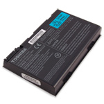 Toshiba Satellite M60, M65 Primary 8-Cell Laptop Battery
