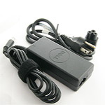 Dell Original PA-21 65 Watt AC Adapter with 3-ft Power Cord