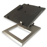 E-View Laptop Stand for Dell Latitude E-Family and Precision  Laptops