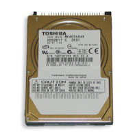 60GB Internal Notebook Hard Drive for Compaq