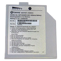 Gateway 6500651 Secondary Bay Battery